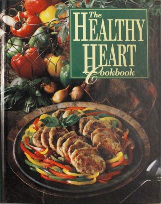 A guide to healthy eating which features strategies that will help reduce the risk of heart disease and stroke, and recipes that are low in fat, cholesterol and sodium. It includes more than 350 recipes and 16 menus, and has hints for healthy shopping and dining out.