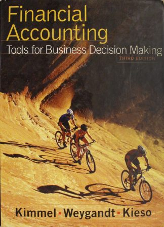 Financial Accounting Tool for Business Decision Making, 3rd Edition