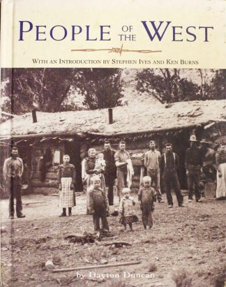 People of the West by Dayton Duncan